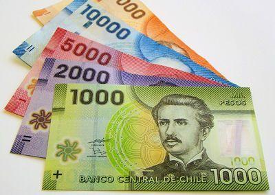 Compra de cupo en dólares para cambio en pesos chilenos